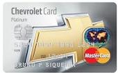 Cartão de Crédito Chevrolet Card Banco do Brasil MasterCard Platinum