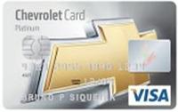 Cartão de Crédito Chevrolet Card Banco do Brasil Visa Platinum