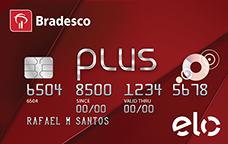 Cartão de Crédito Bradesco Elo Plus Internacional