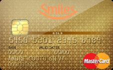 Cartão de Crédito Bradesco Smiles MasterCard® Gold