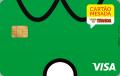 Cartão Brasil Pré-Pagos Mesada Cebolinha Visa Internacional