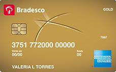 Cartão Bradesco Gold American Express