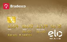 Cartão de Crédito Bradesco Elo Mais Internacional