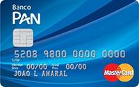 Cartão PAN MasterCard Internacional